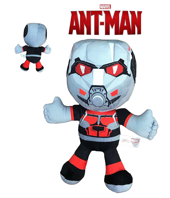Amazon.es: Marvel - Peluche Antman 30cm Calidad super soft: Juguetes y juegos
