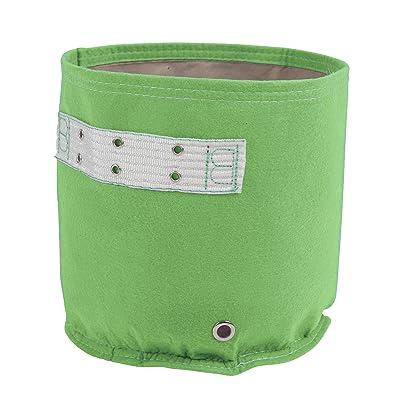 BloemBagz Classic Planter Grow Bag, 7 Gallon, Honey Dew (CL7-25) : Garden & Outdoor