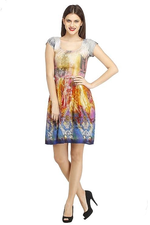 Cottinfab Women A Line Dress