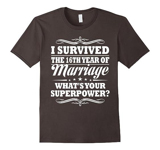 Amazon.com: 16th Wedding Anniversary Gift Ideas For Her/ Him- I ...