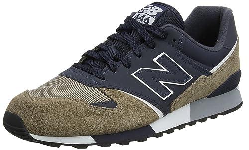 New Balance U446, Zapatillas de Deporte para Hombre, Multicolor (Multicolor), 42 EU