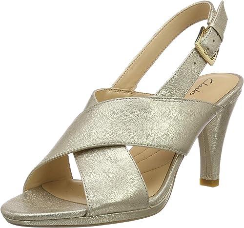 Dalia Lotus  Clarks  sandali  donna  negro