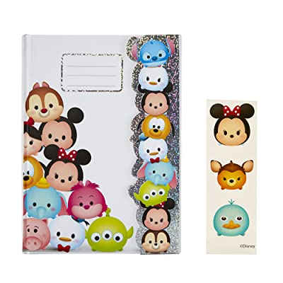 Tsum Tsum Disney Holographic Agenda Book Playset: Toys & Games