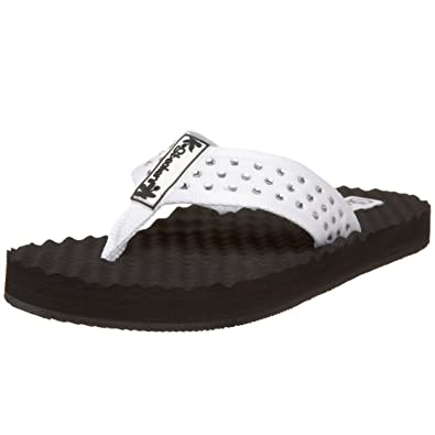 25cd4a8fe2 Amazon.com | Skechers Cali Women's Works-Kiss And Run Thong Sandal ...