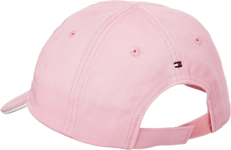 Tommy Hilfiger Ame Girls Hilfiger Cap Gorra, Rosa (Begonia Pink ...