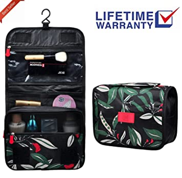 ca65a4f5ef17 Toiletry bag hanging Travel Organizer Cosmetic Bag for Women Men girls boys  kids makeup bag with