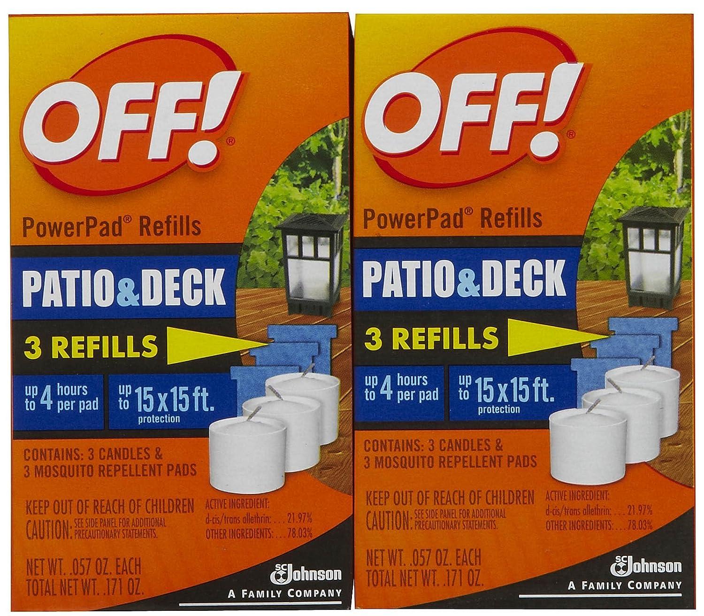 OFF! Lamp/Lantern Refill 3 Units(2Pack): Amazon.ca: Patio, Lawn U0026 Garden