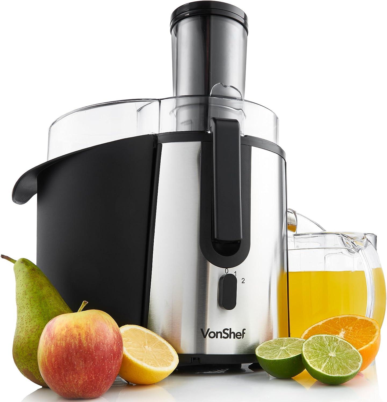 VonShef Whole Fruit Juicer Professional