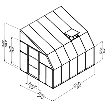20 X 20 Shed Design