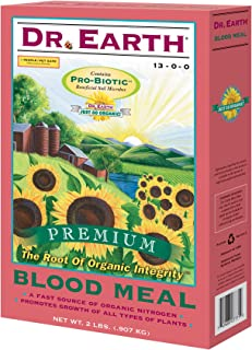 product image for Dr Earth 716 2 Lb Blood Meal 13-0-0