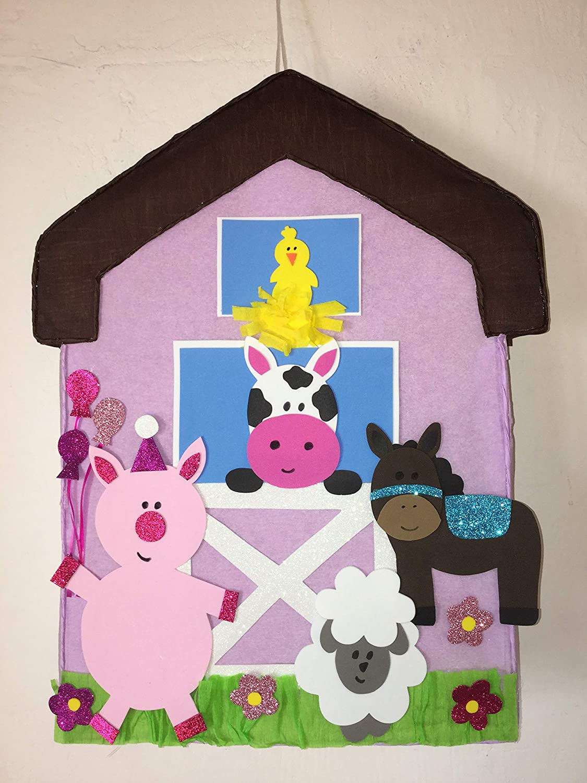 amazon com barn pinata, farm birthday party, barn pinata, farmbarn pinata, farm birthday party, barn pinata, farm birthday decorations, farm party decorations, farm party theme, farm party supplies, barn birthday, barn