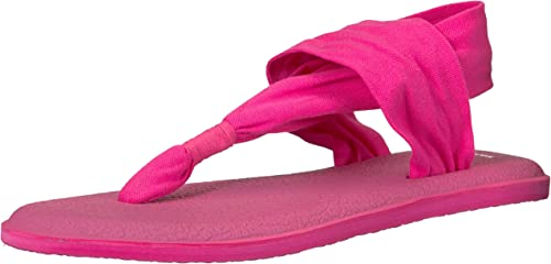 Sanuk Womens Yoga Sling 2 Solid Vintage Sandal