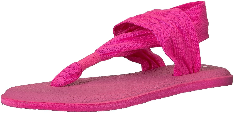 Sanuk Womens Yoga Sling 2 Spectrum Flip-Flop