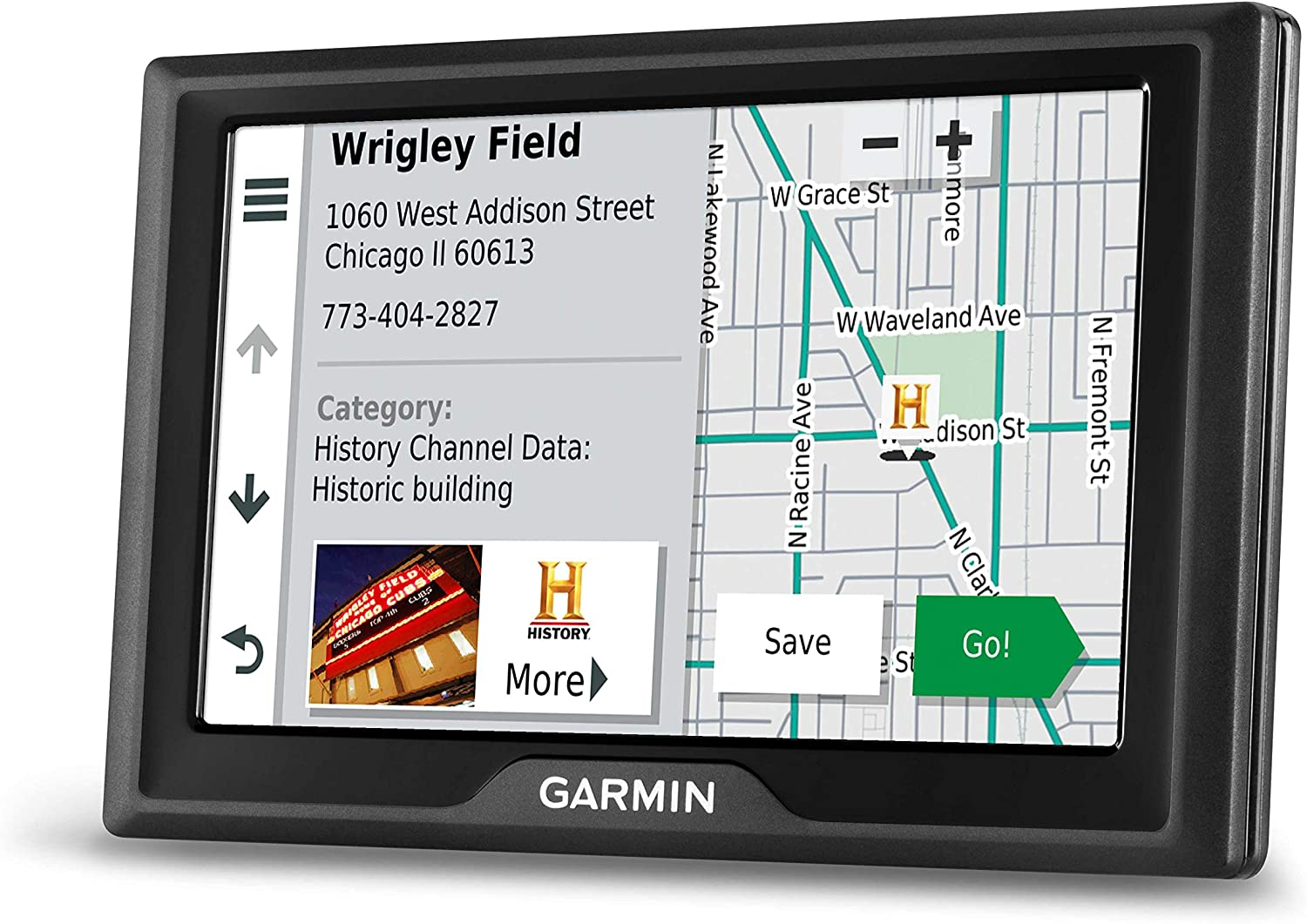 Bundle w//Dashboard Friction Mount /& PlayBetter Protective Case Voice-Activated Traffic Avoidance Directions Huge 6.95 Hi-Res Display Garmin DriveSmart 65 /& Traffic 2019 GPS Vehicle Navigation
