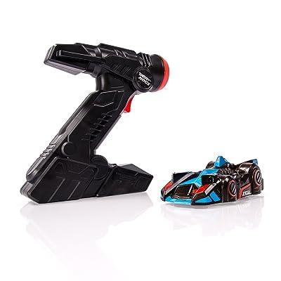 Air Hogs RC - Zero Gravity Laser Racer - Blue: Toys & Games
