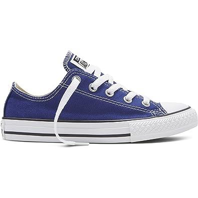 Zapatillas Converse Chuck Taylor Azul Kids: Amazon.es: Zapatos y complementos