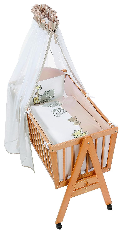 Easy Baby Wiegenset - Zoo