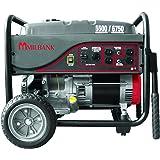 Milbank MPG55004 Portable Generator, 5,500 Watt