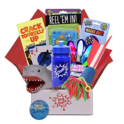 Beyond Bookmarks Boy Stuff - Summer Camp Care Package, Birthday or Get Well Gift: Toys & Games