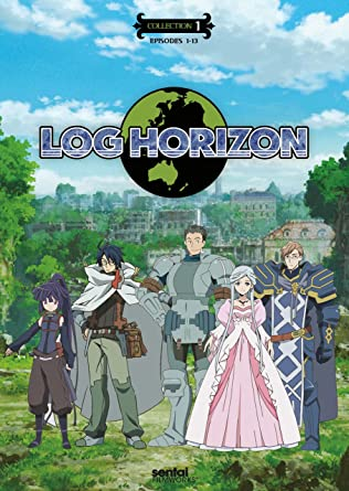 Log Horizon: Collection 1: Amazon.fr: DVD & Blu-ray