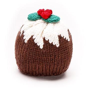 55efcb9a434 Christmas Pudding Hat  Amazon.co.uk  Baby