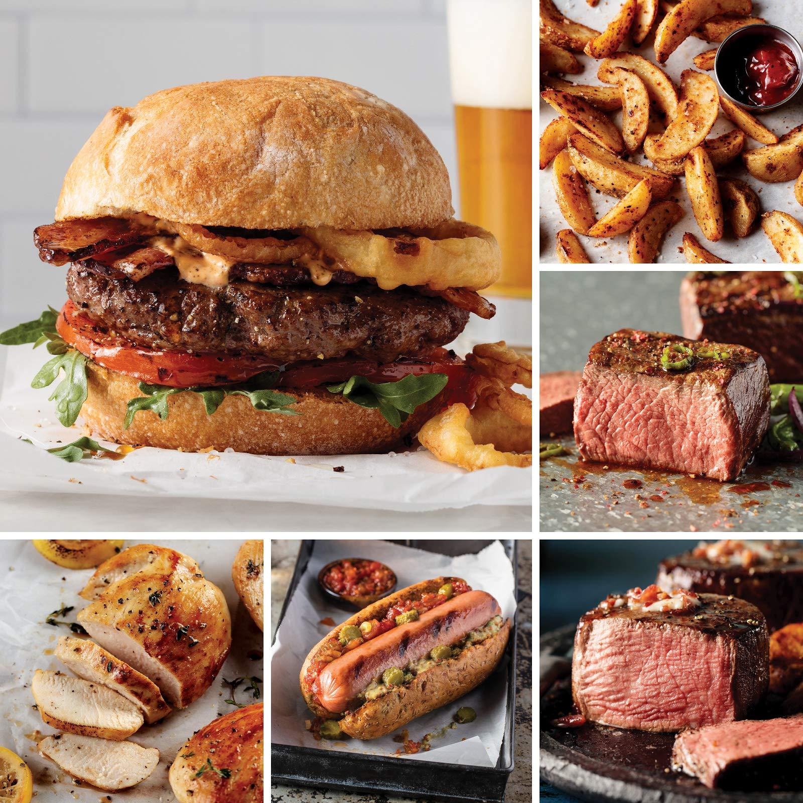 Omaha Steaks The Family Value Combo