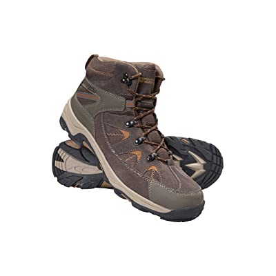 Mountain Warehouse Rapid Mens Waterproof Hiking Boots | Rain