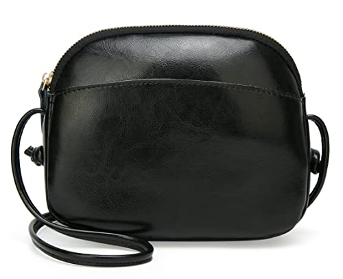30ae05c0664c Forestfish Leather Small Shoulder Bag Purse Crossbody Bags Cell Phone Purse  and Handbags for Women Girls