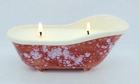 Vasca Da Bagno Rossa : Vasca da bagno in stile vittoriano rosso vaniglia amazon