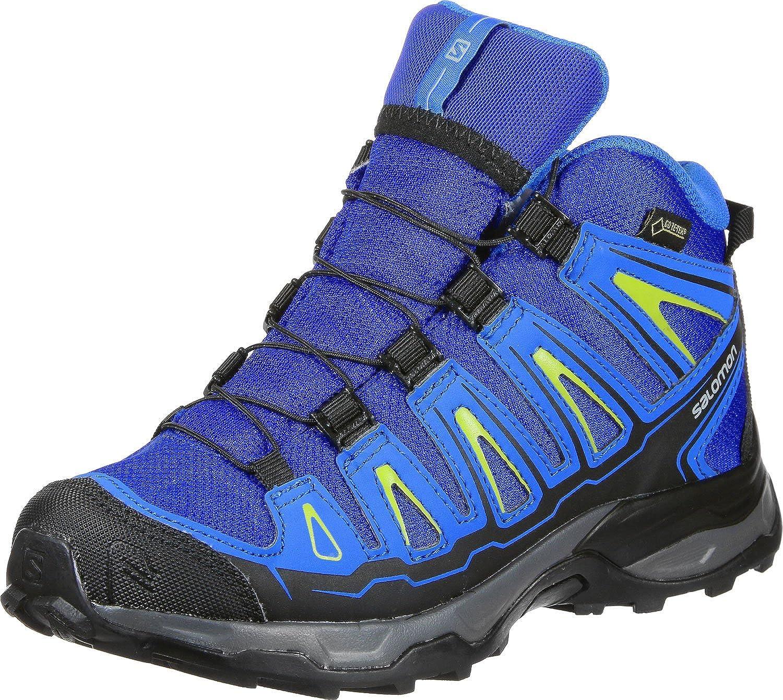 Salomon X-Ultra Mid GTX J, Zapatillas de Senderismo para Niños L39029400