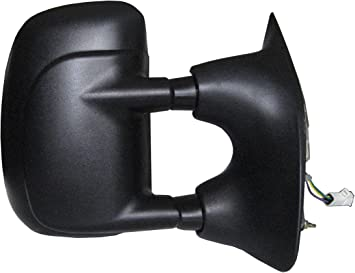 Fit System 60177C Passenger Side Replacement Dual Mirror Fit System by K Source
