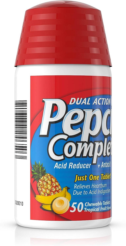 Amazon.com: Suplemento Pepcid completo reductor de á ...