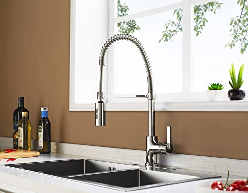 Enzo Rodi ERF7209251CP-10 Modern Commercial Kitchen Faucet Review