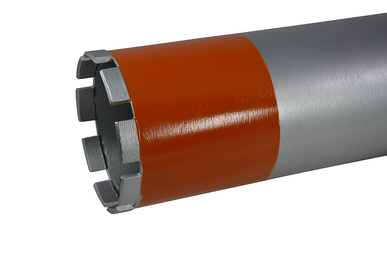 MDW Diamant Bohrkrone /Ø 52-250 mm x NL 450 mm Typ MatrixDer Probleml/öser