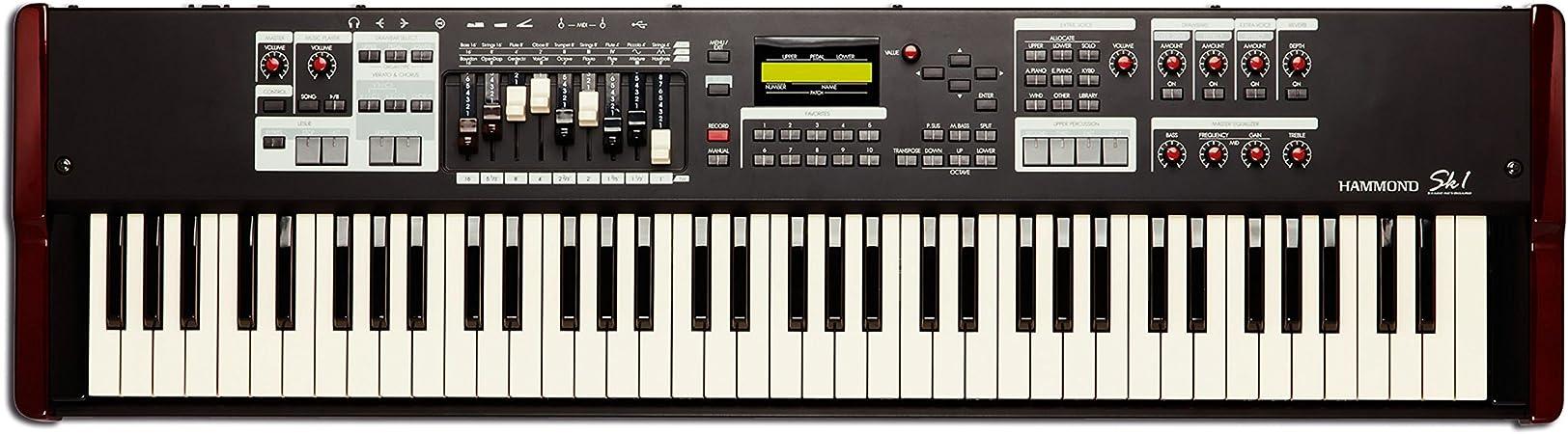 Hammond SK1-73: Amazon.es: Instrumentos musicales