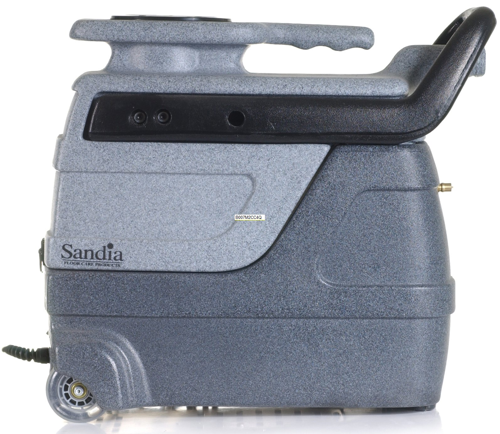Sandia 50-1002 Spot-Xtract Commercial Extractor, 3 Gallon Capacity by Sandia Machines