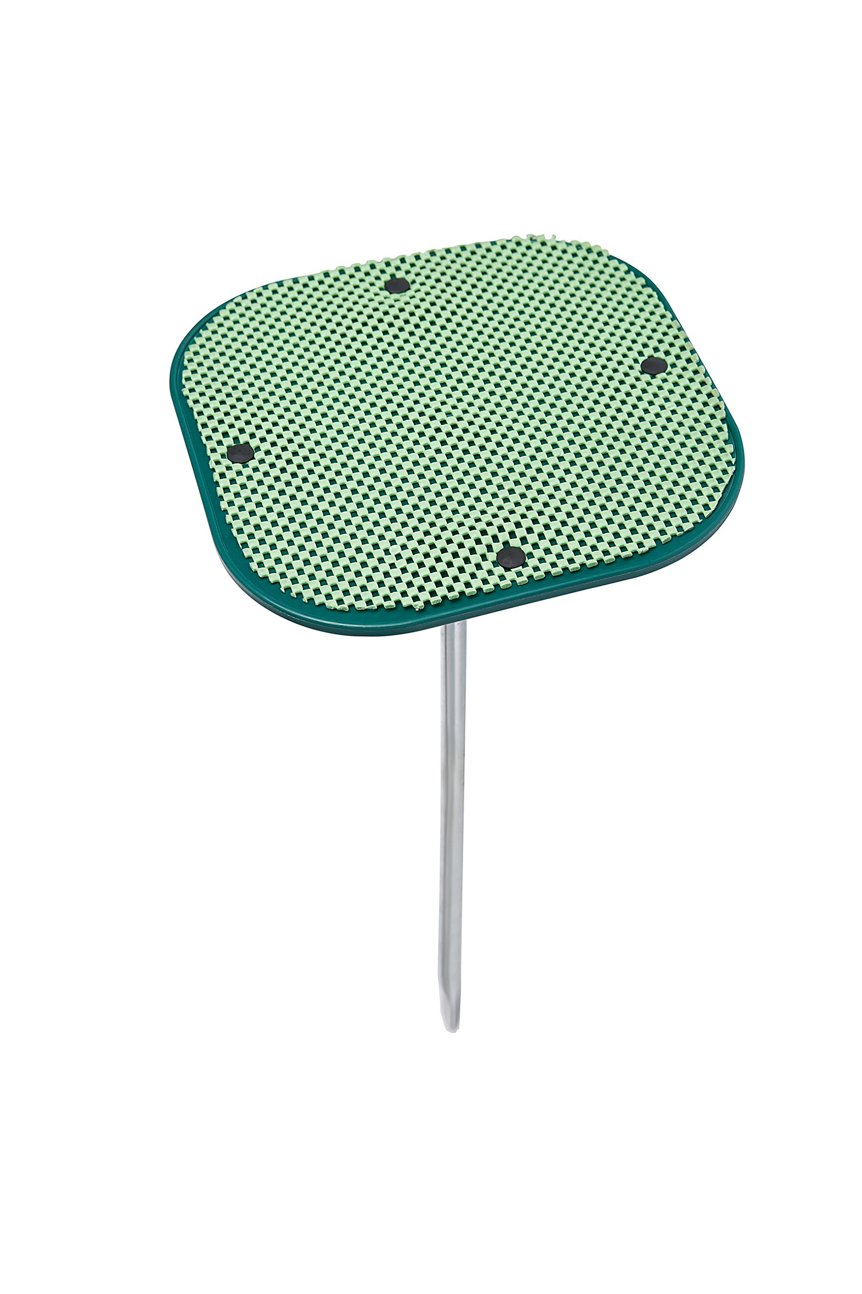 WeJoy Portable Outdoor Beach Table with No-Slip Surface Prevents Spills and Slips