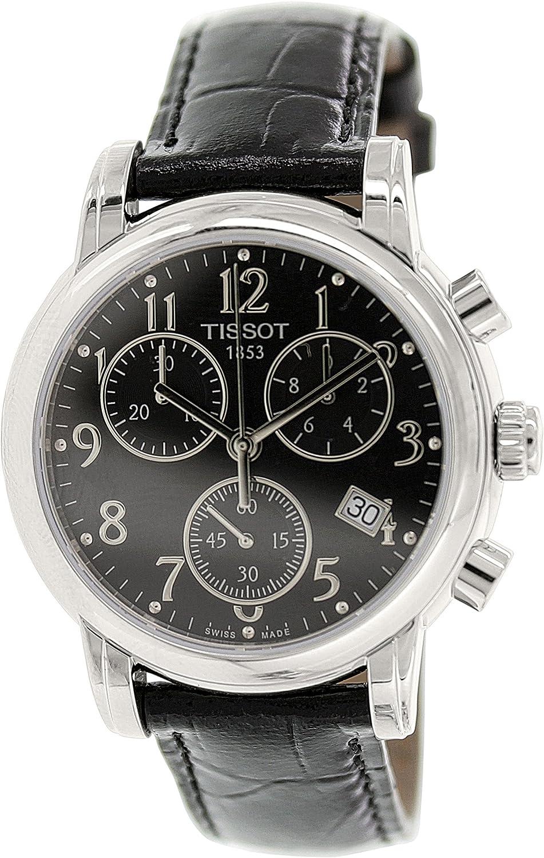 Tissot DRESSPORT T0502171605200 - Reloj de caballero de cuarzo, correa de caucho color amarillo: Amazon.es: Relojes