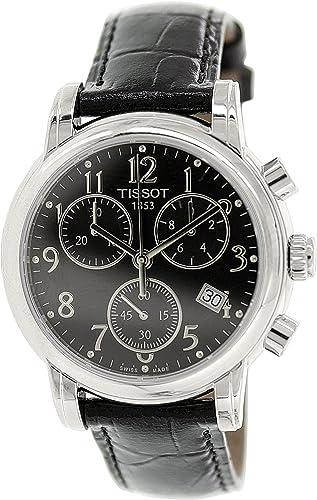 Tissot Reloj Cronógrafo para Hombre de Cuarzo con Correa en Plástico 7362-5: Amazon.es: Relojes