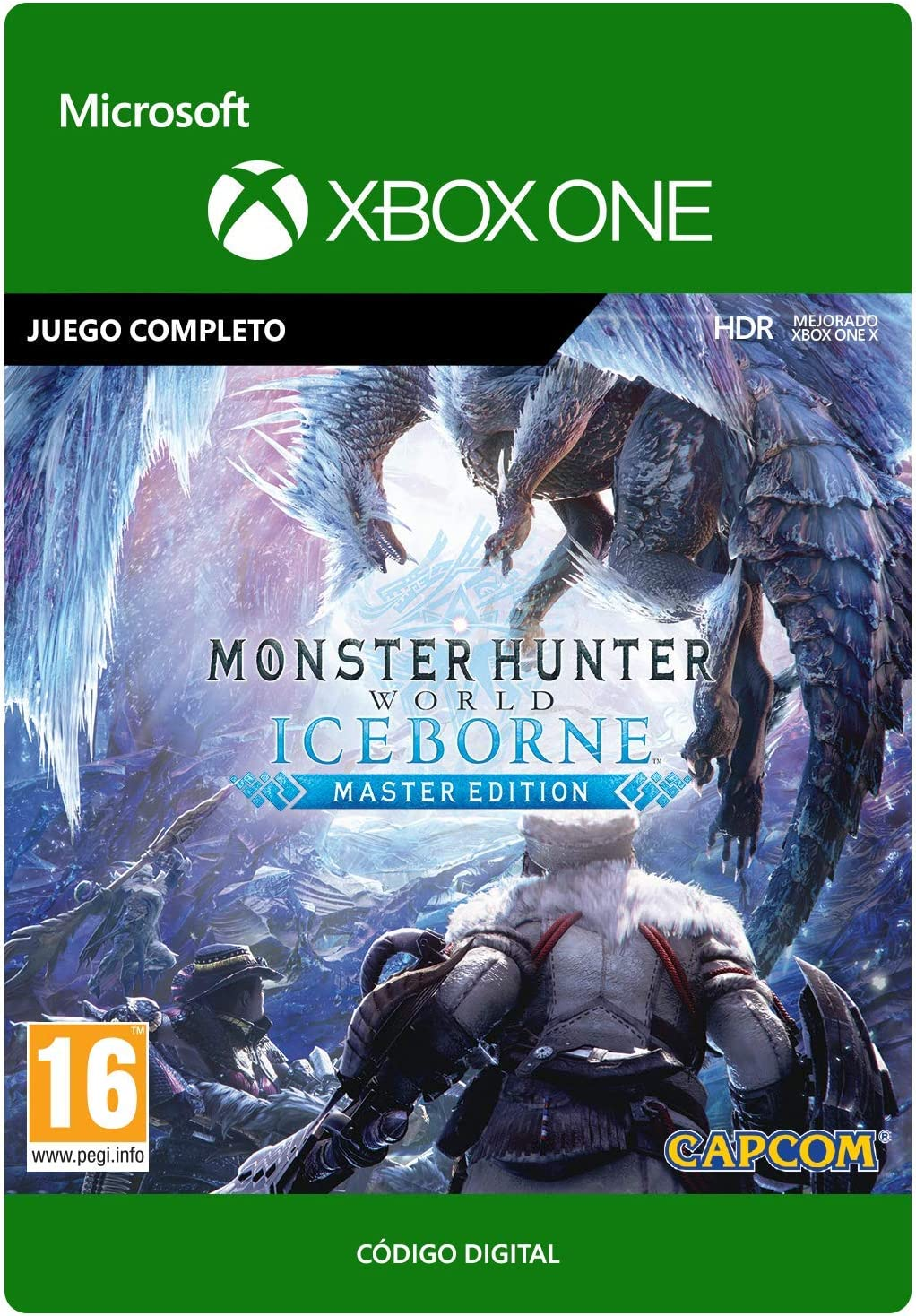 Monster Hunter World: Iceborne - Master Edition - Xbox One: Amazon.es: Videojuegos