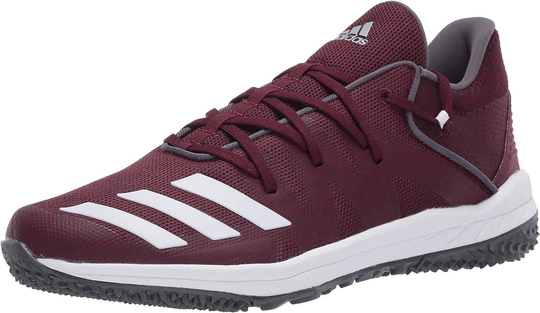 Amazon.com | adidas Men's Speed Turf Baseball Shoe | Baseball ...