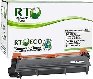 Renewable Toner Compatible Toner Cartridge Replacement for Dell 593-BBKD P7RMX Laser E310dw E514dw Multi-Function E515dn E515dw