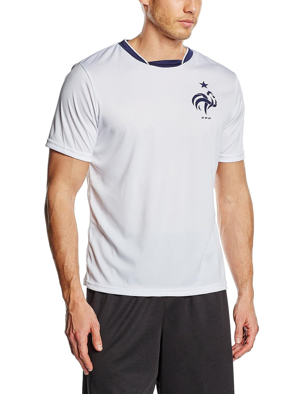 FFF ep3500 Camiseta de Manga Corta para Hombre Francia, Camiseta ...