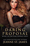 Daring Proposal (Dare Menage Series Book 2)