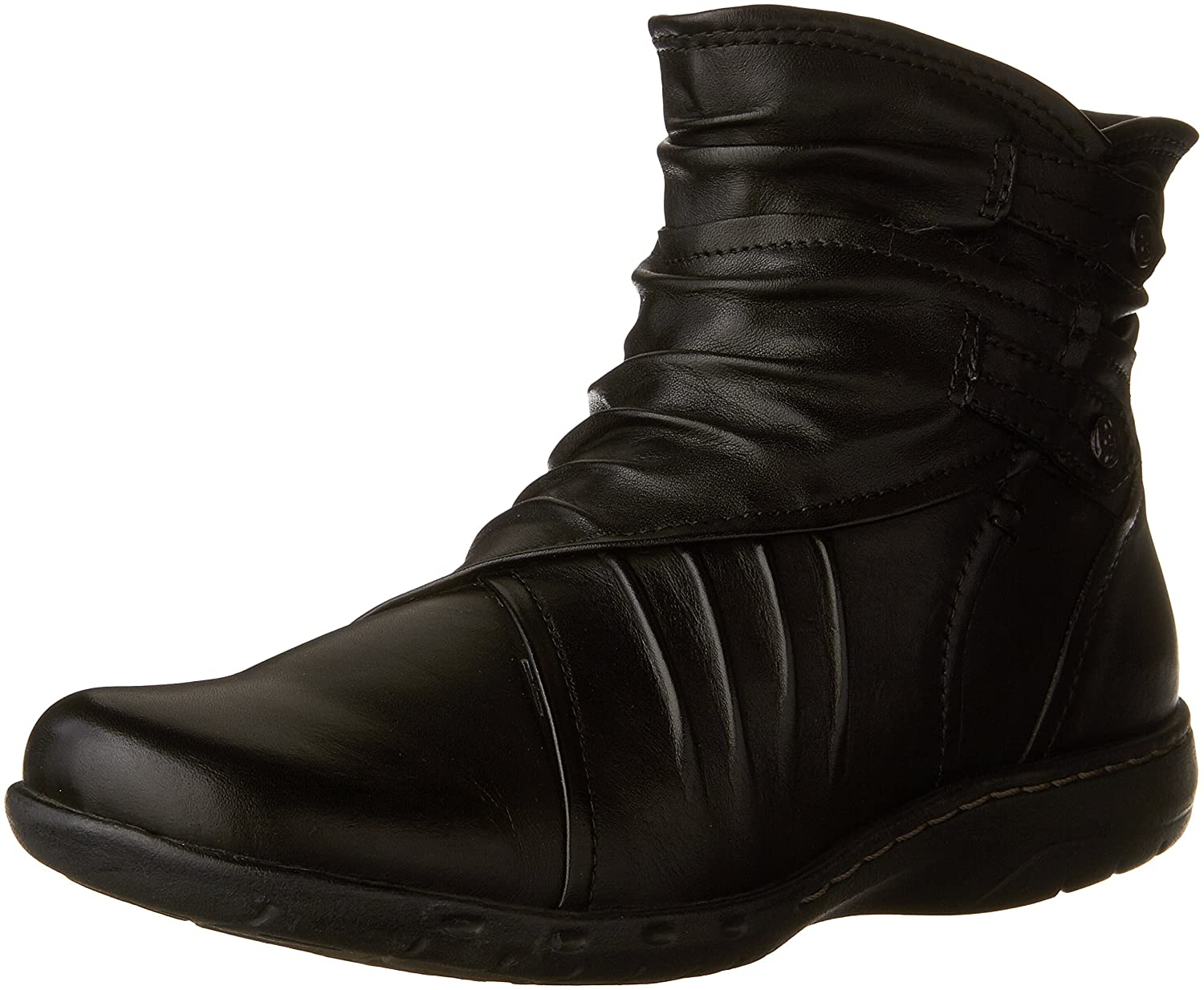 Cobb Hill Rockport Women's Pandora Boot B00B9FXS54 6.5 W US|Black