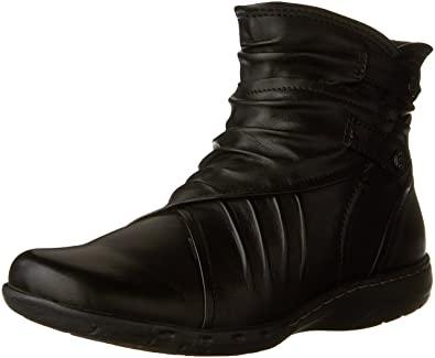 Rockport Cobb Hill Womens Pandora Boot       Black