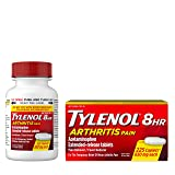 Tylenol 8 Hour Arthritis Pain Tablets with 650 mg
