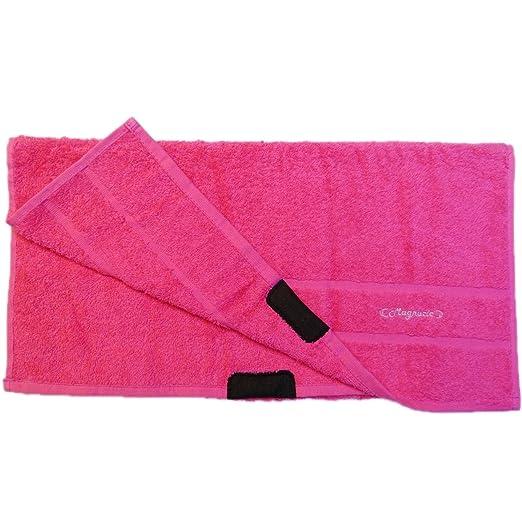 Trainings Handtuch Magnatic Fitnesshandtuch Mit Magnet Zur Hygiene