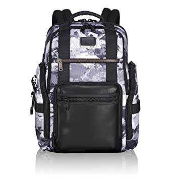 854841ebf1 Amazon.com | TUMI - Alpha Bravo Sheppard Deluxe Brief Pack Laptop Backpack  - 15 Inch Computer Bag for Men and Women - Arctic Restoration | Backpacks
