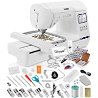 Brother SE1900 Sewing Embroidery Machine (Brother SE1800 w/Grand Slam)